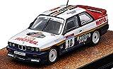 TARMACWORKS × TK.COMPANY 1/64 BMW M3 Tour de Corse 1987 Winner 完成品