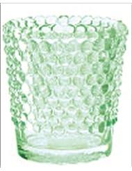 カメヤマキャンドル( kameyama candle ) ホビネルグラス 「 エメラルド 」