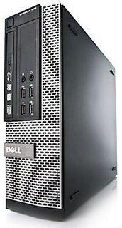 DELL Optiplex 990 SFF/ Core i7(3.4GHz) /メモリ8GB / HDD500GB / DVDRWマルチドライブ / Windows7Pro 64bit / 無線LAN / DELL純正リカバリメディア付
