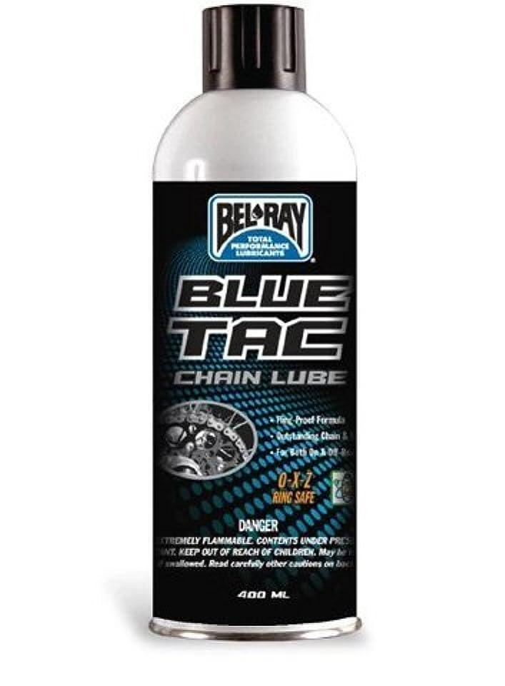 列挙するスリップシューズ最少BEL-RAY BLUE TAC CHAIN LUBE 175 ML AEROSOL CANS, Manufacturer: BEL-RAY, Manufacturer Part Number: 99060-A175W-AD, Stock Photo - Actual parts may vary. by Bel-Ray