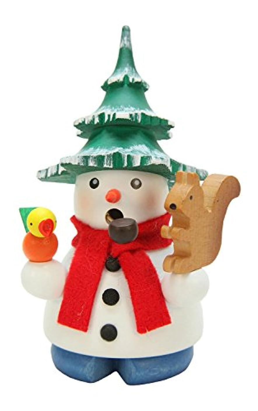 アナリストつかの間黙Alexander Taron Christian Ulbricht装飾雪だるまとツリーハットIncense Burner
