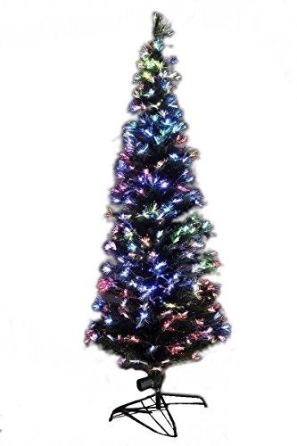 Xmas 高輝度LEDファイバークリスマスツリー 高さ150...