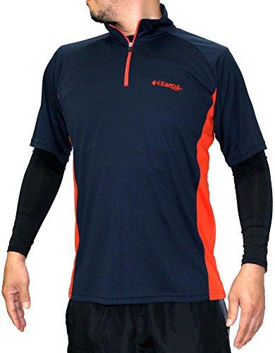 Kaepa(ケイパ) ランニングウェア コンプレッション インナー スポーツ Tシャツ セット メンズ