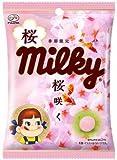 不二家 桜ミルキー袋 56g×6袋