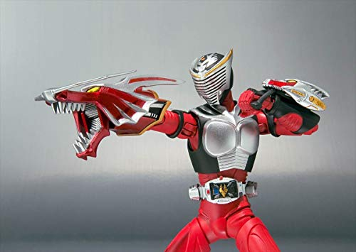 S.H.フィギュアーツ 仮面ライダー龍騎 -20 Kamen Rider Kicks Ver.- 約140mm PVC&ABS&ダイキャスト製 塗装済み可動フィギュア