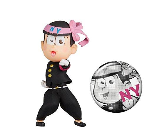 おそ松さん トド松 -押忍松-黒ランver. ワールドコレクタブルフィギュア