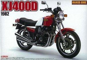 1/12 ネイキッドバイク No.64 ヤマハ XJ400D YSPカラー