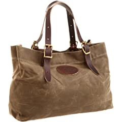 Bazaar Tote 832: Field Tan Wax