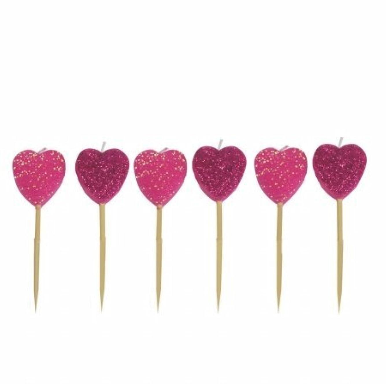 カリング拍手するクライストチャーチSassafras Enterprises 2300HRT Hearts Candles