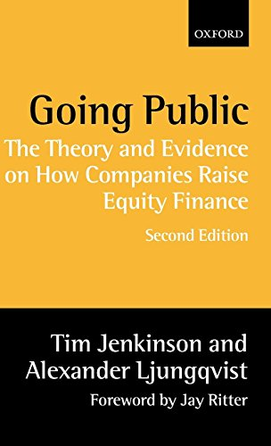 Download Going Public: The Theory and Evidence on How Companies Raise Equity Finance 0198295995
