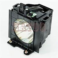 PANASONIC パナソニック PT-DW5100U用ランプ ET-LAD57W(2PC)プロジェクター交換用ランプ