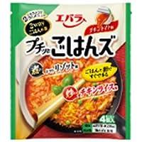 エバラ食品 プチッとごはんズ チキントマト味 22g×4個×12袋入