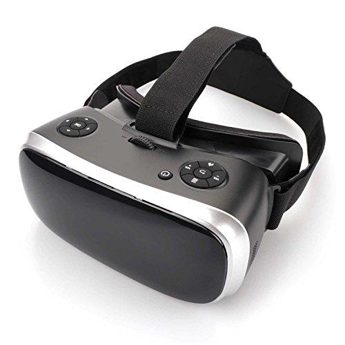 VR ゴーグル ヘッドマウントディスプレイ 3d ゴーグル バ...