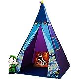 キッズテント 子供のテントの遊び場 屋内の子供のテント 子供の折りたたみ遊び場 子供のおもちゃ 男の子の家の子供の部屋 (Size : 100x100x150cm)