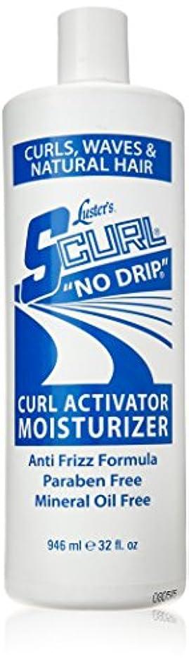 クラシカル田舎者伝導率S-Curl Activator and Moisturizer 32 oz by LUSTER PRODUCTS CO [並行輸入品]