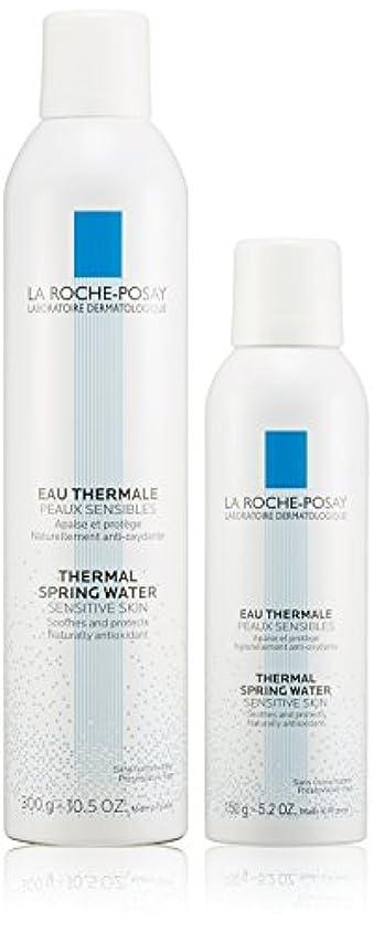 実質的にペダル想像力La Roche-Posay(ラロッシュポゼ) 【敏感肌用*ミスト状化粧水】ターマルウォーター300g+150gキット