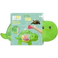 Animal Planet Bath Toy Organizer, Turtle by Animal Planet