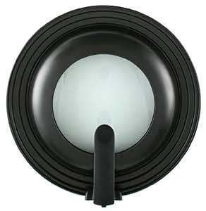 貝印 kai フライパン蓋 フッ素樹脂加工 24・26・28cm スタンド付 DW-5129