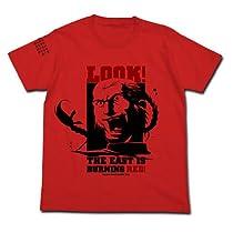 機動武闘伝Gガンダム 東方は赤く燃えている!Tシャツ フレンチレッド サイズ:L