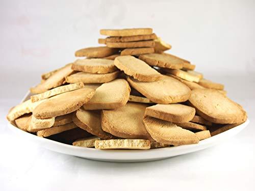 業界最安値に挑戦!【訳あり】固焼き☆豆乳おからクッキープレーン約100枚1kg