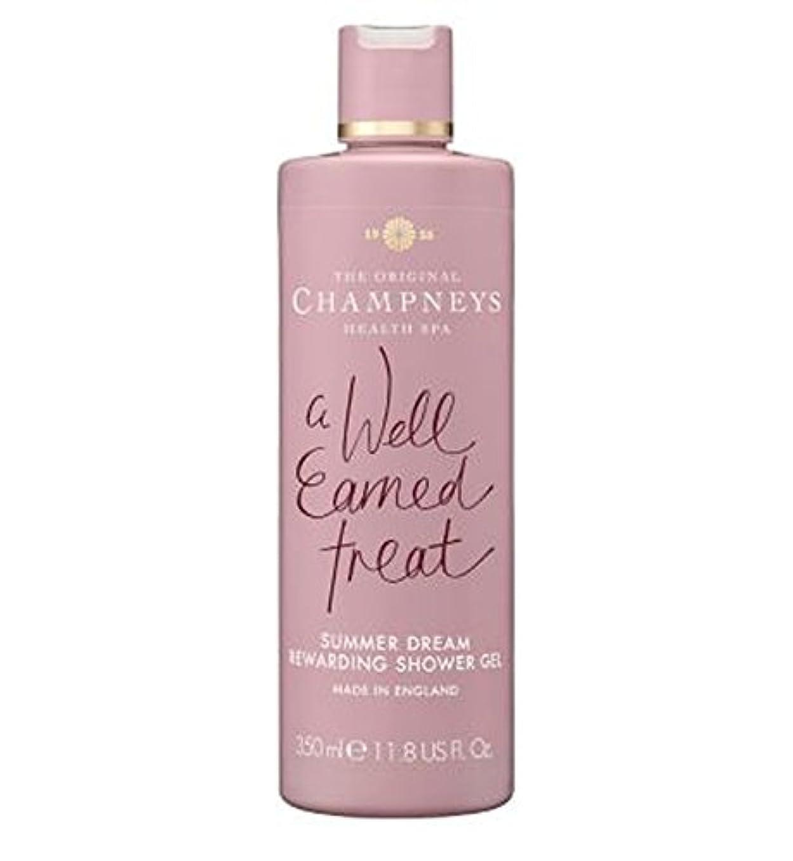 リーン引退した繁栄Champneys Summer Dream Rewarding Shower Gel 350ml - チャンプニーズの夏の夢やりがいのシャワージェル350ミリリットル (Champneys) [並行輸入品]