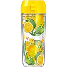 Thermos Patina Vie Wall Bottle 18 Ounce Citrus