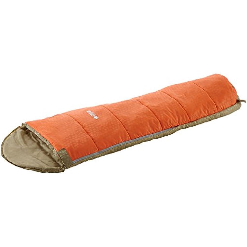 タバコ教会ヘアロゴス 寝袋 丸洗いイージースクール寝袋