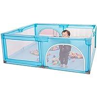 男の子のための遊び場、遊び場おもちゃ赤ちゃんの家遊び場屋内屋外、6パネルのための安全防護柵 (色 : Style-2)