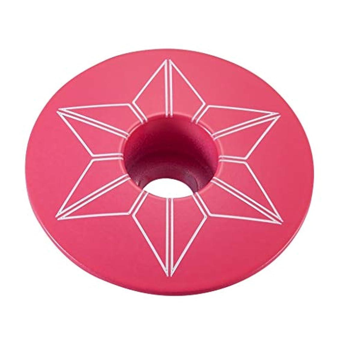 ぜいたく忙しい主権者スパカズ SUPACAZ Neon Pink アルミトップキャップ ネオンピンク powder coated