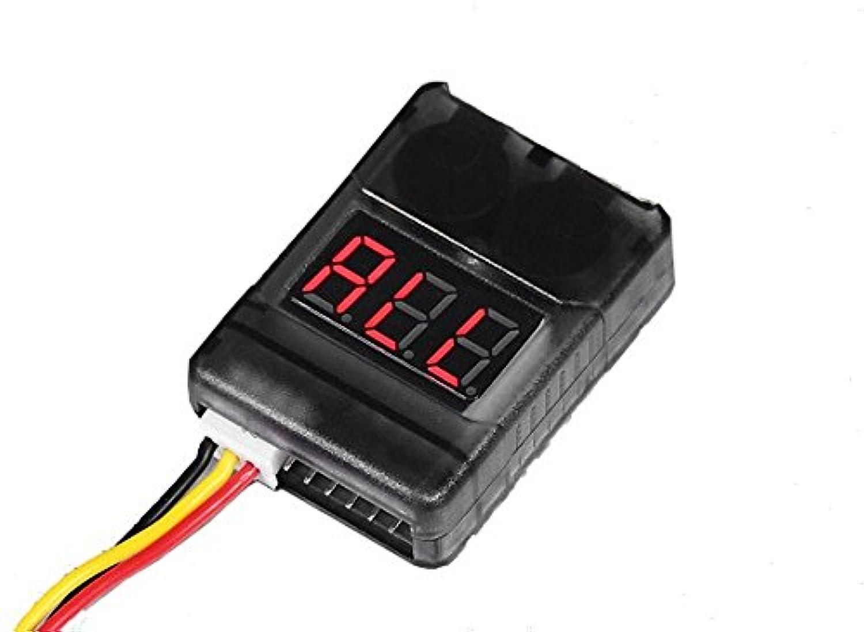 超大音量タイプ2-8セル対応リポアラーム◆アラーム電圧設定可能タイプ