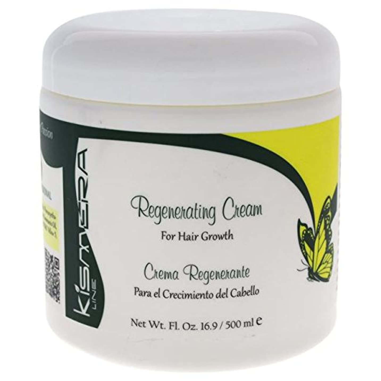 楽しむミサイルレタッチKismera Regenerating Cream for Hair Growth 16.9oz by KUZ