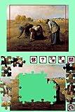 「世界の名画2 印象派・後期印象派の巨匠/ゆっくり楽しむ大人のジグソーパズルDS」の関連画像