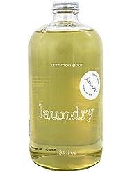 common good(コモングッド)  ガラスボトル ランドリーディタージェント ラベンダー