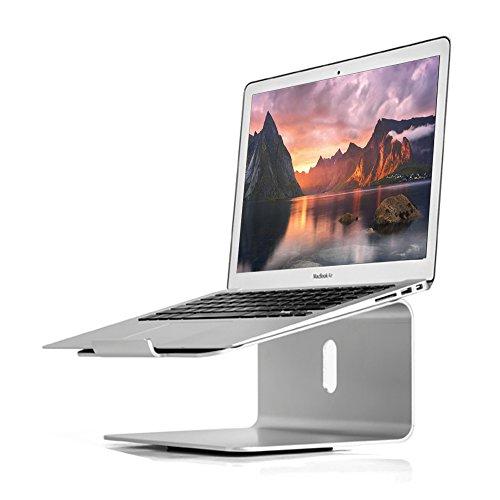 ノートパソコン スタンド iDudu ノートPC スタンド 360度回転可能 充電/同期スタンド