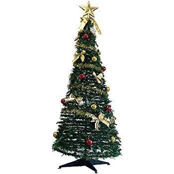 かぶせるだけですぐ完成!超速組立クリスマスツリー【ワン・ツー・ツリー】180cm、面倒だったクリスマスツリーの組立てがあっという間に! (ワン・ツー・ツリー)
