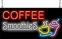 コーヒースムージーNeon Sign