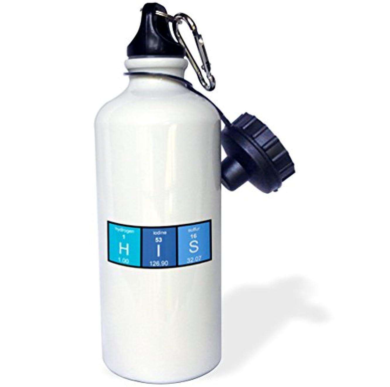 彼女の遠い些細3dローズInspirationzStore周期表 – ブルーで彼の要素から周期表 – 半分の彼と彼女セット – 21 ozスポーツウォーターボトル( WB _ 233062 _ 1 )