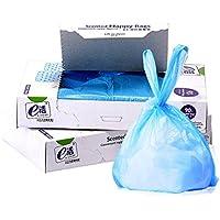 防臭袋 HIEI おむつ袋 ゴミ袋 うんちが臭わない袋 赤ちゃん用 うんち処理袋 180枚入り 介護用 おむつ 処理袋 大容量 ペット用 除菌 取って付き 引き出し式