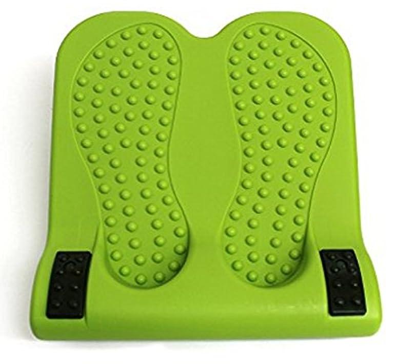 フローティングサンダース電子[アイワーナ]IWANNA 3段階の調節 足ストレッチボード マッサージ 足つぼ 足のストレッチ マルチ傾斜ボード 運動器具 ダイエット器具 コアスリム 海外直送品 (IWANNA Foot Stretcher Multi Slant Board Adjustable Ankle Incline Back Stretcher Massager Mate Foot leg Stretch) [並行輸入品]