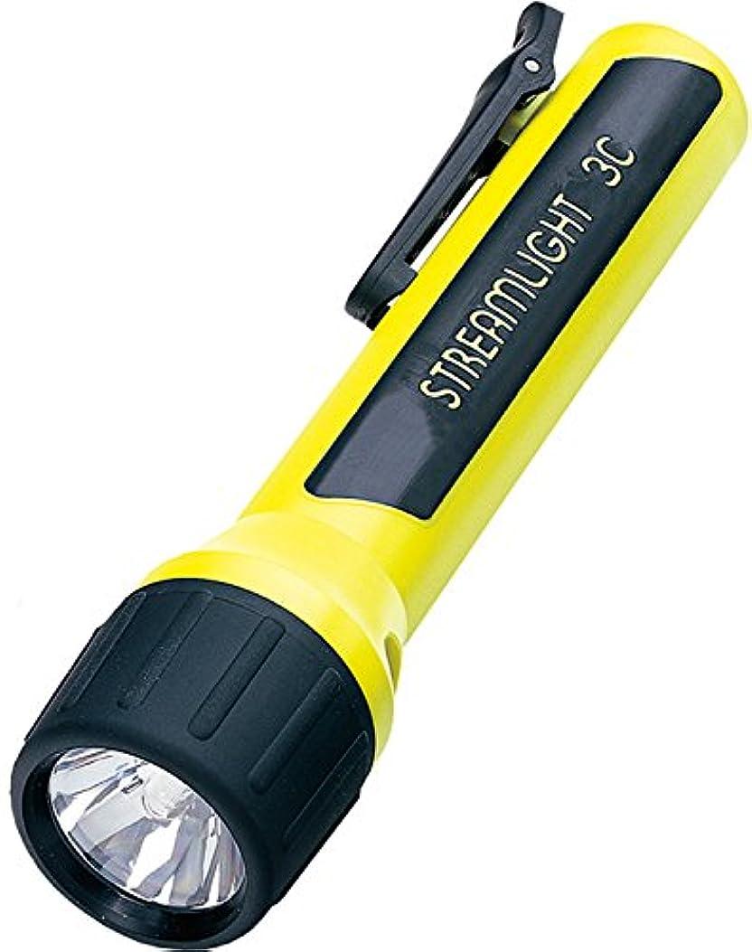 禁じる請うアジア人STREAMLIGHT(ストリームライト) 懐中電灯 3CLED イエロー SL33202YEL
