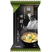 マルコメ FD つきぢ田村 五種の野菜 1食(11g)×10個
