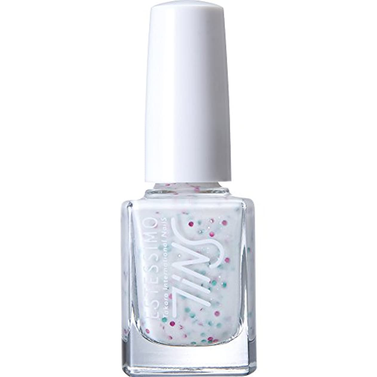TiNS カラーポリッシュ 801 シュガーミルクシェイク 11ml 2015年春の限定色「Sugarsprinkles! 」シリーズ