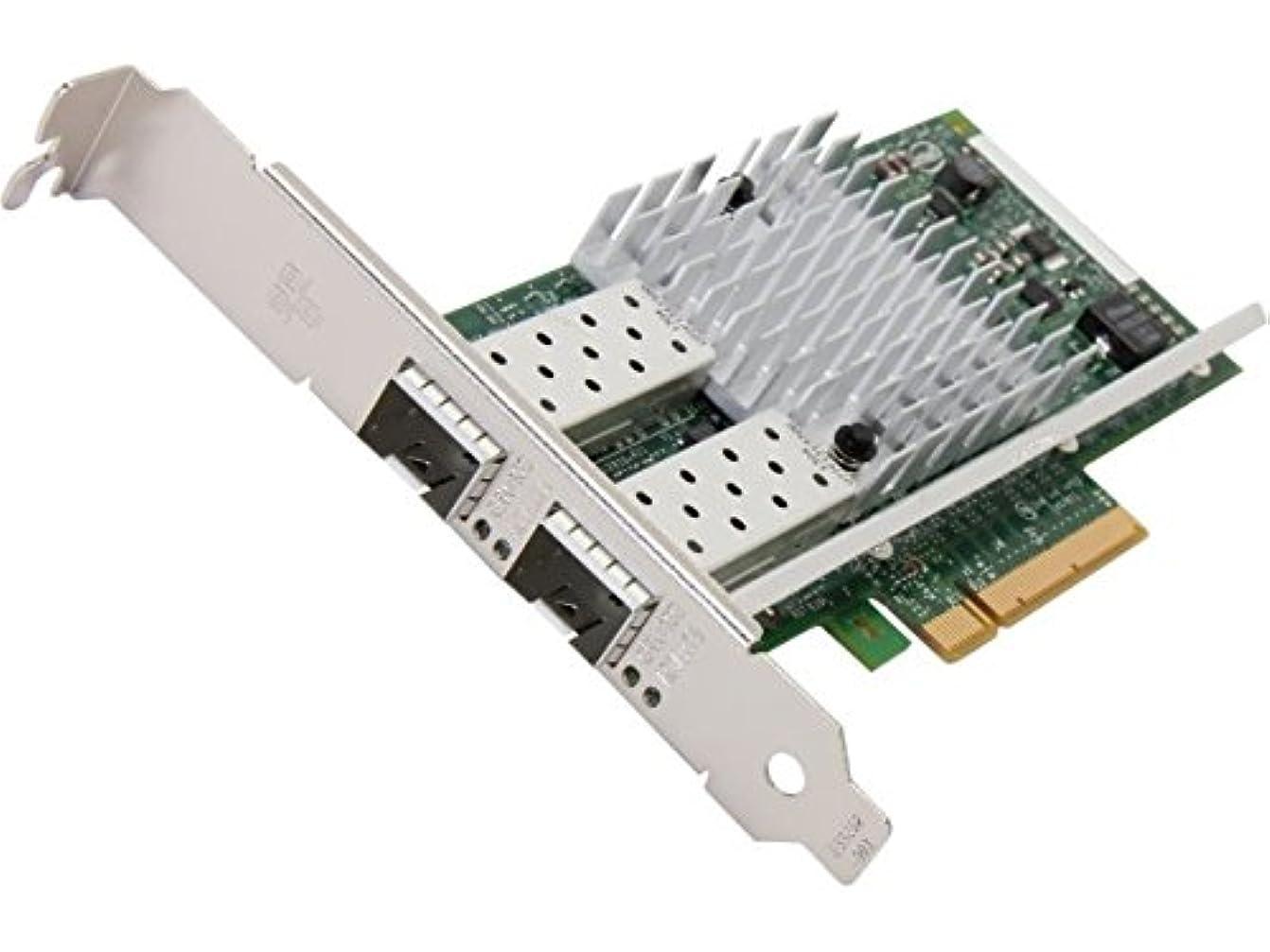 大学生心から登山家インテル X520-SR2 デュアルポート MMF 10 Gigabit Ethernet Server Adapter E10G42BFSR