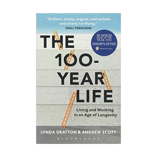 The 100-Year Life: Livin...の商品画像