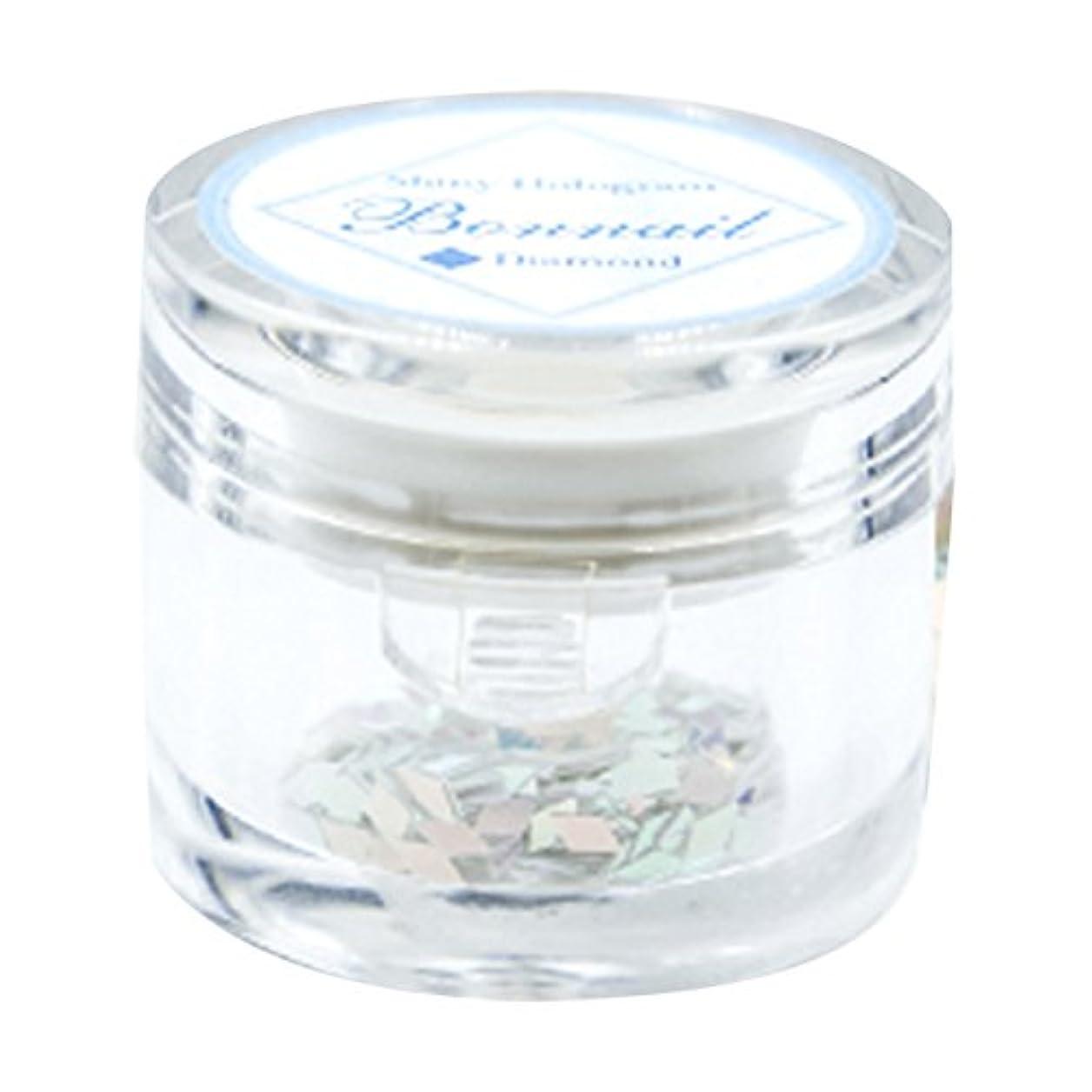 浸食ウェイター性能Bonnail シャイニーホログラム ダイヤモンドブルー