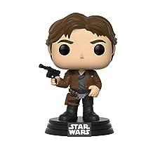 Funko FU26974 POP! Star Wars: #238 Han Solo Play Figure