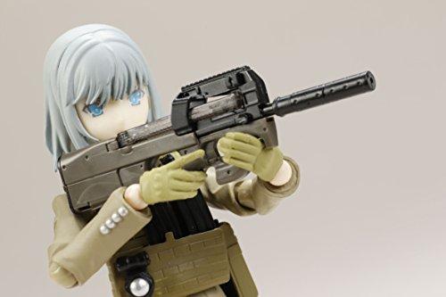 『リトルアーモリー ミニチュア ガンスミス スクール』 トミーテック1:12スケール銃火器模型「リトルアーモリー」のつくりかた