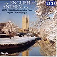 English Anthem Collection Vol. 2 by Magdalen College Choir Oxford