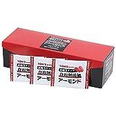東洋ナッツ 素焼きアーモンド 10g×25袋