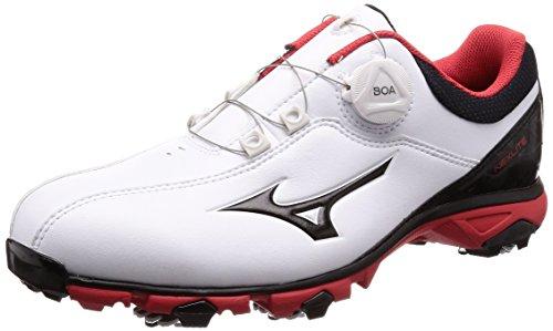 [ミズノ ゴルフ] ゴルフシューズ スパイク ネクスライト005 ボア メンズ (現行モデル) 51GM181091245